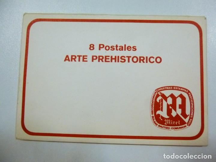 LOTE DE 4 CARPETAS CON 30 POSTALES ARTE GRIEGO EGIPCIO PREHISTORICO PRECOLOMBINO EDITORIAL MIRET (Postales - Postales Temáticas - Arte)