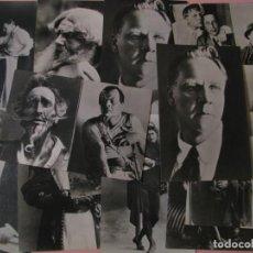 Postales: LOTE DE 13 POSTALES DE URSS. CANTANTE DE OPERA FIODOR CHALIAPIN. 1974. ED. PLANETA, MOSCU.. Lote 134235530