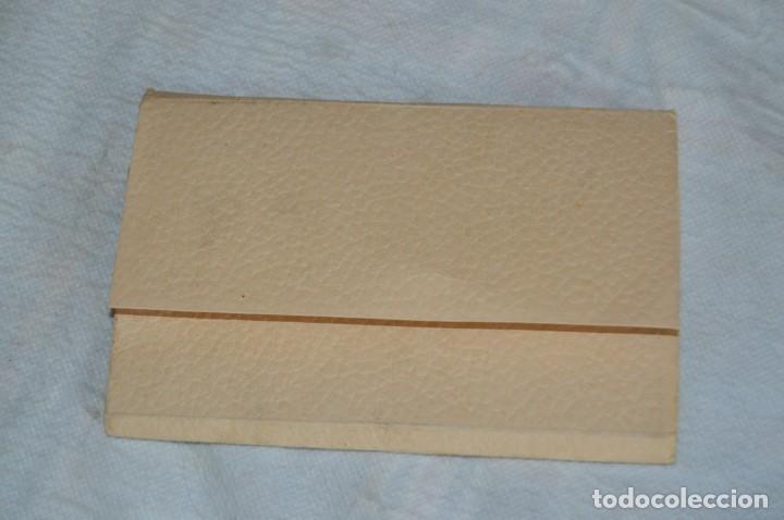Postales: AANTIGUO SET / LIBRITO DE POSTALES CON BRILLO / BRILLANTINA - ESPERÓN - ESPAÑA 10 CATEDRALES - Foto 3 - 134647118