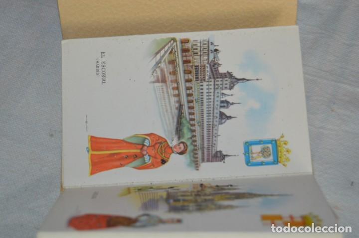Postales: AANTIGUO SET / LIBRITO DE POSTALES CON BRILLO / BRILLANTINA - ESPERÓN - ESPAÑA 10 CATEDRALES - Foto 8 - 134647118