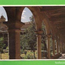 Cartoline: POSTAL - CLAUSTRO RENACENTISTA - MONASTERIO DE MADRIGAL DE LAS ALTAS TORRES.. Lote 136392902