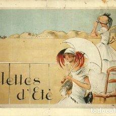 Postales: TOILETTES D'ETÉ - FRANÇOIS NUGERON - 80'S. Lote 140075638