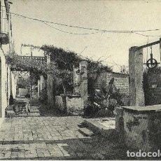 Postales: BARCELONA, CIUTAT DESCONEGUDA - CICLE DE CONFERÈNCIES - COAC - 1980. Lote 140107370
