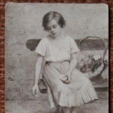 Postales: SALON D'HIVER 1914 - LES AMIS. Lote 140287694