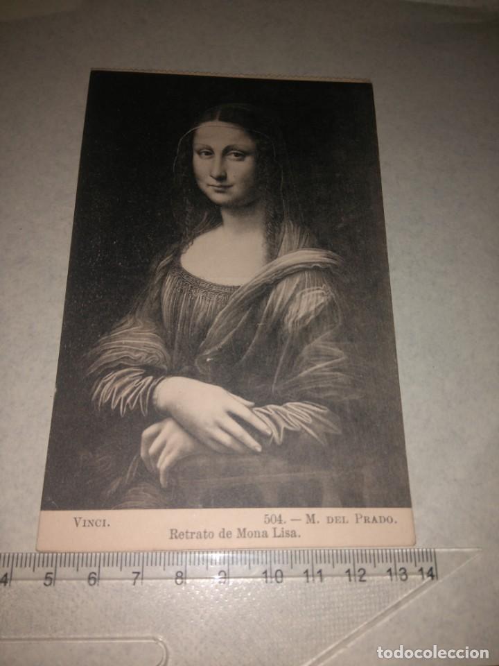 Postales: 25 TARJETA POSTAL OBRAS MUSEO PRADO - Foto 4 - 140685638