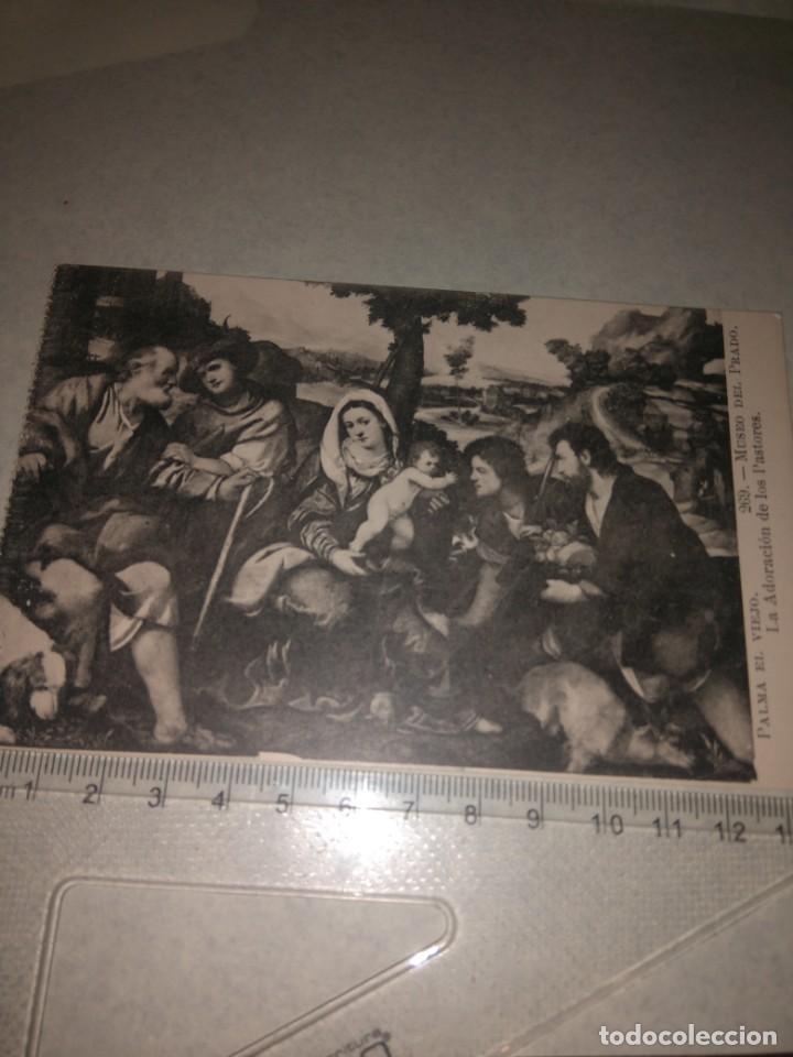 Postales: 25 TARJETA POSTAL OBRAS MUSEO PRADO - Foto 5 - 140685638