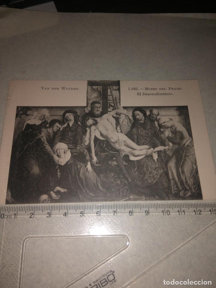 Postales: 25 TARJETA POSTAL OBRAS MUSEO PRADO - Foto 7 - 140685638
