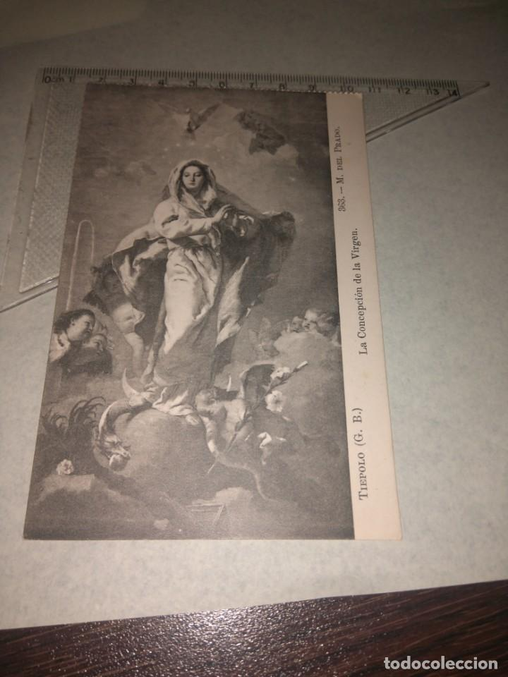 Postales: 25 TARJETA POSTAL OBRAS MUSEO PRADO - Foto 9 - 140685638