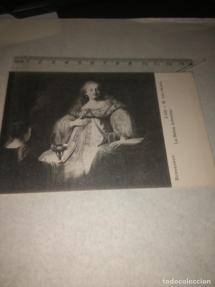 Postales: 25 TARJETA POSTAL OBRAS MUSEO PRADO - Foto 10 - 140685638