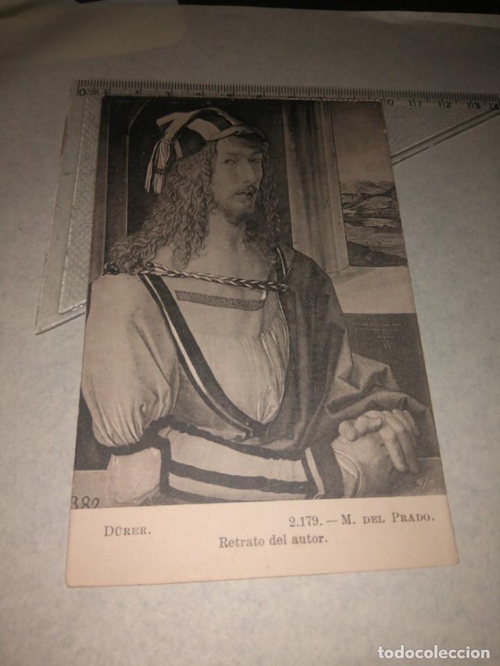 Postales: 25 TARJETA POSTAL OBRAS MUSEO PRADO - Foto 13 - 140685638