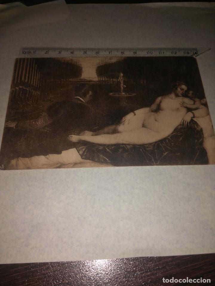 Postales: 25 TARJETA POSTAL OBRAS MUSEO PRADO - Foto 17 - 140685638