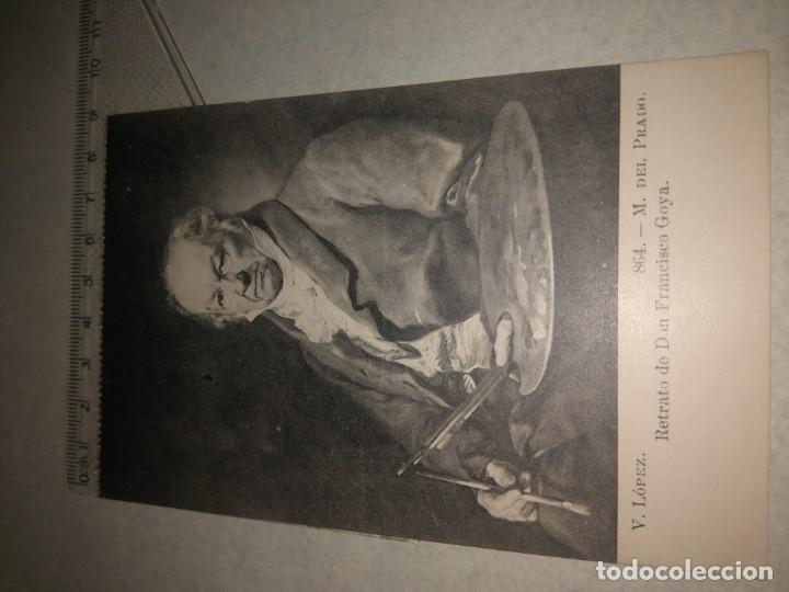 Postales: 25 TARJETA POSTAL OBRAS MUSEO PRADO - Foto 20 - 140685638