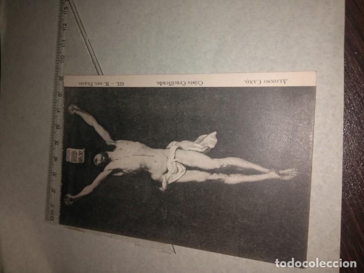 Postales: 25 TARJETA POSTAL OBRAS MUSEO PRADO - Foto 24 - 140685638