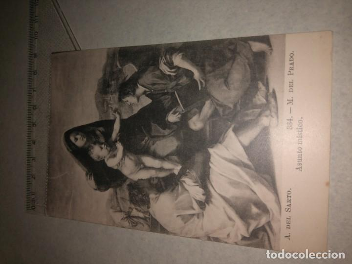 Postales: 25 TARJETA POSTAL OBRAS MUSEO PRADO - Foto 25 - 140685638