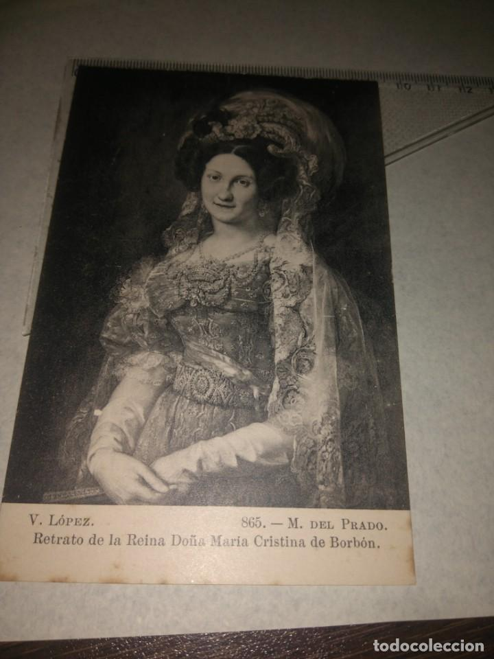 Postales: 25 TARJETA POSTAL OBRAS MUSEO PRADO - Foto 26 - 140685638