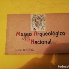 Postales: POSTALES, MUSEO ARQUEOLÓGICO DE MADRID . Lote 143320926