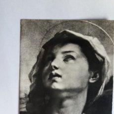 Postales: TARJETA POSTAL - PISA - CATTEDRALE - DETAIL DE S. AGNESE (ANDREA DEL SARTO). Lote 143392590