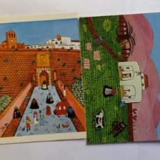 Postales: 4 TARJETAS POSTALES - MARTA RAFFO + AMANDA ECHEVERRIA . Lote 143401570