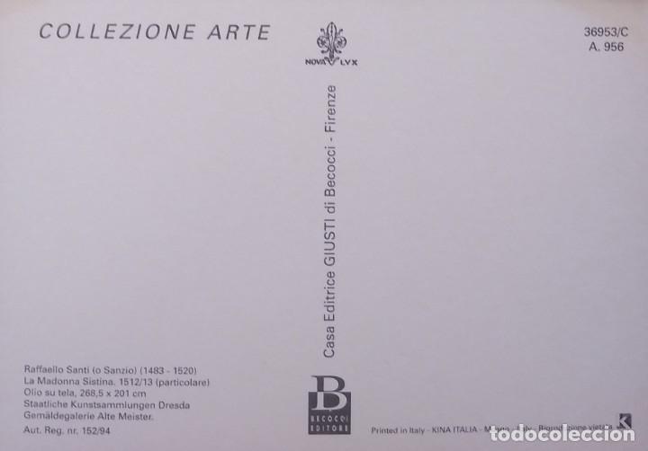 Ángeles Detalle de la Madonna sixtina Angelotes Collezione Arte Raffaello Santi o Sanzio 1483 - 1520 - 146479406