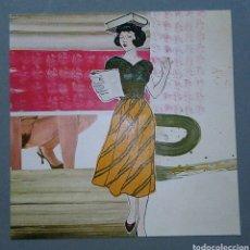 Postales: POSTAL EXPOSICIÓN PINTURA LA VIDA EN ROSA AÑO 2002. Lote 146696688