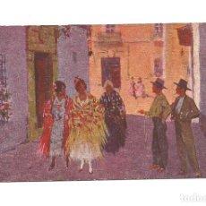 Postales: EL PIROPO DE BERTUCHI FLAMENCAS - EDICIÓN VICTORIA - POSTAL. Lote 146852838