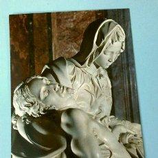 Postales: LA PIEDAD DE MIGUEL ANGEL - BASILICA DE SAN PEDRO. Lote 147707526