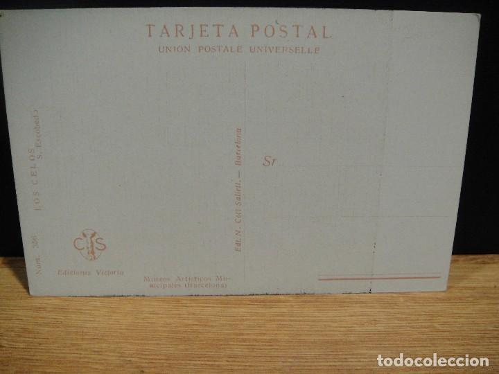 Postales: s. escobedo - los celos - ediciones victoria , coll salieti - sin circular - Foto 2 - 147759174