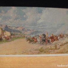 Postales: BALDOMERO GALOFRE - CARRERAS DE CABALLOS - EDICIONES VICTORIA , COLL SALIETI - SIN CIRCULAR. Lote 147760490
