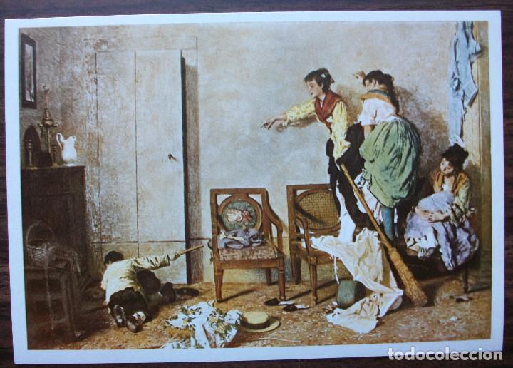 POSTAL PINACOTECA DI BRERA, MILANO. Nº 1507 - IL SORCIO (SIN CIRCULAR) (Postales - Postales Temáticas - Arte)