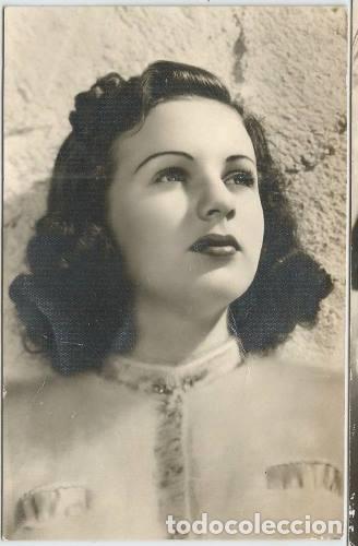 POSTAL ARTISTA DIANA DURBIN N° 129 -- 1945 (Postales - Postales Temáticas - Arte)
