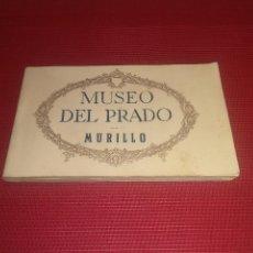 Cartes Postales: MUSEO DEL PRADO - MURILLO - 20 TARJETAS POSTALES - FOTOTIPIA HAUSER Y MENET. Lote 150517642