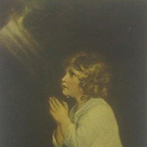 Il piccolo Samuele. Reynolds. Museo del Louvre. París