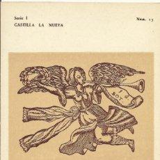 Postales: CASTILLA LA NUEVA. JUAN GÓMEZ BOT, MADRID 1731. FERIA DEL LIBRO. 1944. MARCAS DE LIBREROS. . Lote 151517370