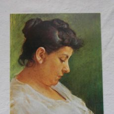 Postales: BARCELONA Nº 3291. MUSEO PICASSO. DOÑA MARIA PICASSO LOPEZ. SIN CIRCULAR. Lote 151563846