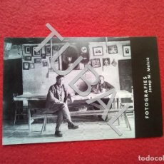 Postales: TUBAL POSTAL HOMENOTS DE LA GARROTXA JOSEP Mª MELCIOR OLOT EXPOSICION B01. Lote 151882194