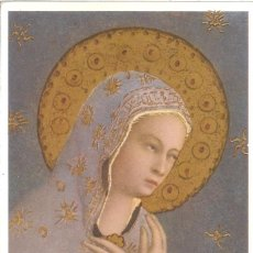 Postales: POSTAL PINTOR FRA BEATO ANGELICO. Lote 152067650