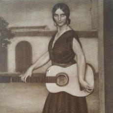 Postales: AMARANTINA. POSTAL. OBRA DE JULIO ROMERO DE TORRES (CÓRDOBA 1874-1930). Lote 140880406