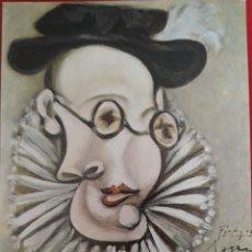 Postales: POSTAL N°279 JAIME SABATER HOMENAJE A PICASSO 1966. Lote 154355916