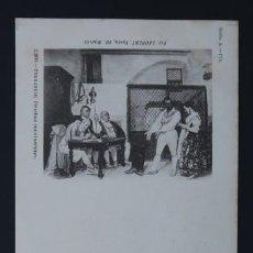 Postales: POSTAL ARTE PINTURA FERRANDIZ PRUEBAS CONVINCENTES . 1208 LAURENT AÑO 1899 O ANTERIOR .. Lote 156635678