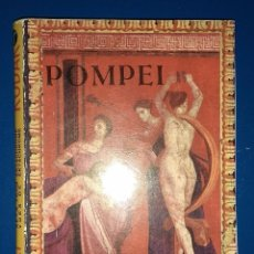 Postales: LOTE DE 16 FOTO POSTALES DE POMPEYA. Lote 156760194
