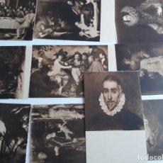 Postales: LOTE ARTE PINTURA. Lote 159655070