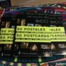 Postales: LOTE DE 10 PACK DE 50 POSTALES DEL MUSEO DEL PRADO (ENVÍO GRATIS EN ESPAÑA) . Lote 159900190