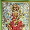 Postales: SERIE MODERNISTA Nº 10 OCTUBRE . EDICIONES FISA. NUEVA. COLOR. Lote 160786540