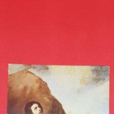 Postales: POSTAL DE SAN JUAN EVANGELISTA DE ALONSO CANO. MÁLAGA. MUSEO DE BELLAS ARTES. Lote 161404438