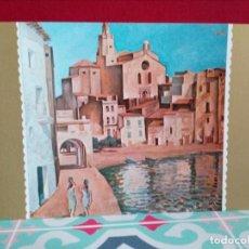 Postales: POSTAL SALVADOR DALÍ (SIN CIRCULAR) REF: 0021. Lote 162030050
