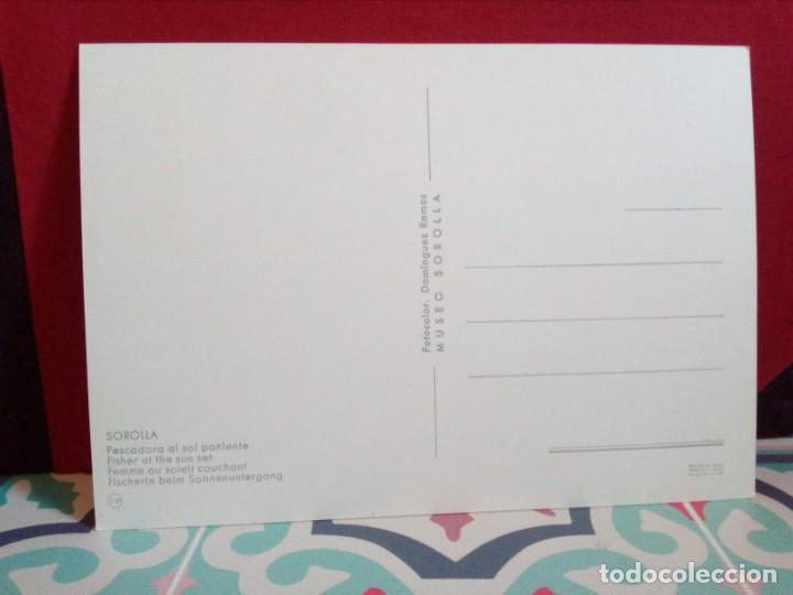 Postales: 20 POSTALES SOROLLA - CUADROS - ÓLEOS - (SIN CIRCULAR) REF: 81/101 - Foto 10 - 162096846
