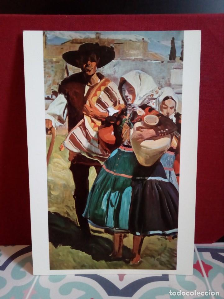 Postales: 20 POSTALES SOROLLA - CUADROS - ÓLEOS - (SIN CIRCULAR) REF: 81/101 - Foto 13 - 162096846