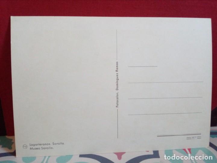 Postales: 20 POSTALES SOROLLA - CUADROS - ÓLEOS - (SIN CIRCULAR) REF: 81/101 - Foto 14 - 162096846
