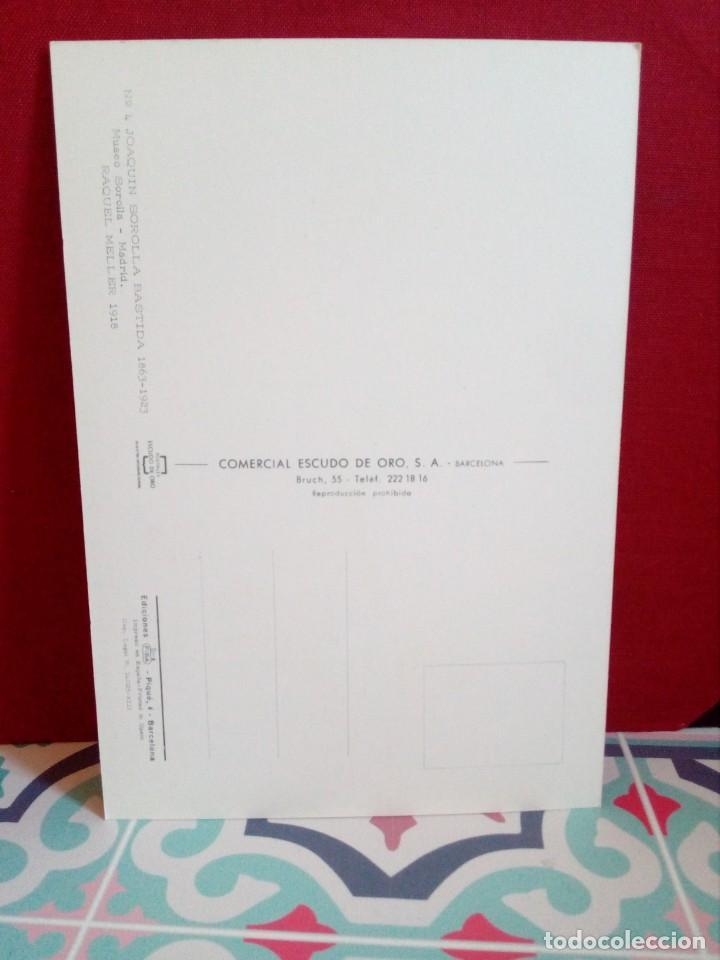 Postales: 20 POSTALES SOROLLA - CUADROS - ÓLEOS - (SIN CIRCULAR) REF: 81/101 - Foto 16 - 162096846