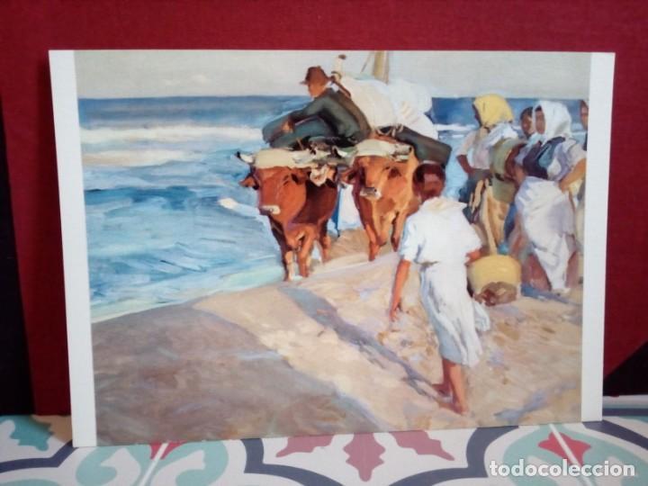 Postales: 20 POSTALES SOROLLA - CUADROS - ÓLEOS - (SIN CIRCULAR) REF: 81/101 - Foto 21 - 162096846